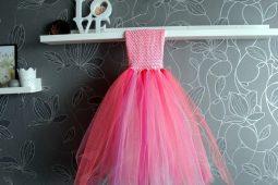Sukienka Księżniczki DIY- bez szycia :)