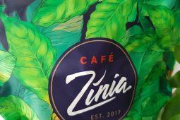 Caffe Zinia, ta kawa nie pyta, ta kawa rozumie :)